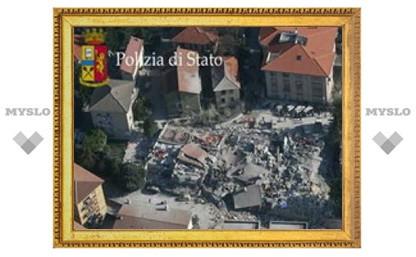 В центральной Италии произошло новое землетрясение