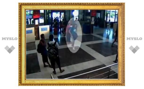 В Болгарии опубликовали видео предполагаемого смертника