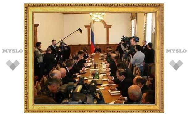 Кавказские республики договорились оставить в России только одного президента