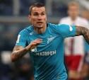 Тульский «Арсенал» интересуется нападающим «Зенита»
