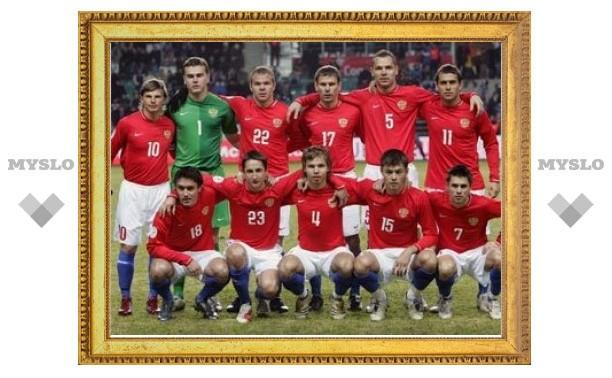 Россия должна «порвать» сборную Македонии