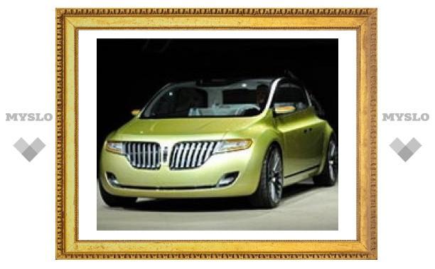 Lincoln представил новый концепт на базе Ford Focus