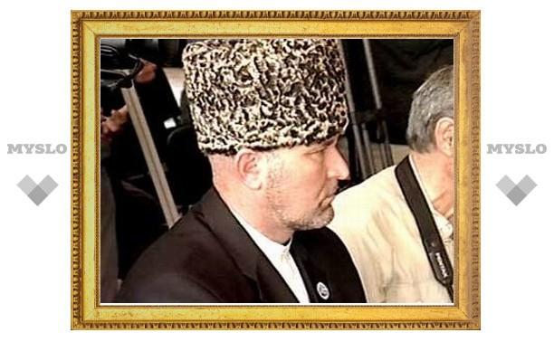 Муфтий Чечни призвал судить Джорджа Буша