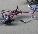 Под Тулой гаишник на мотоцикле сбил велосипедиста