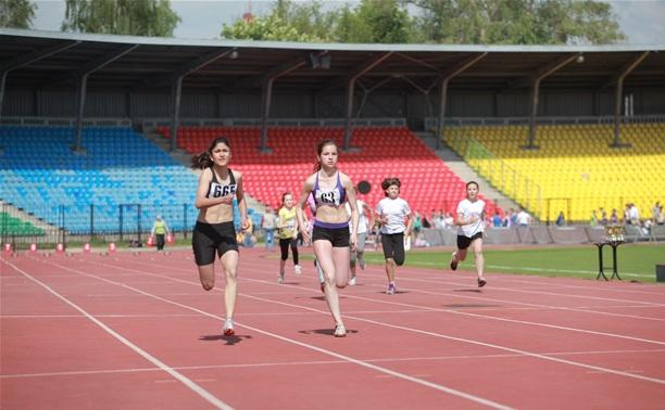 Тульские легкоатлеты собрали комплект медалей в Калуге