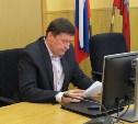 Дежурным по Туле в субботу назначен Валерий Дорожкин