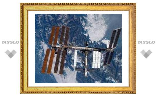 Экипаж МКС встретит 2009 год дважды