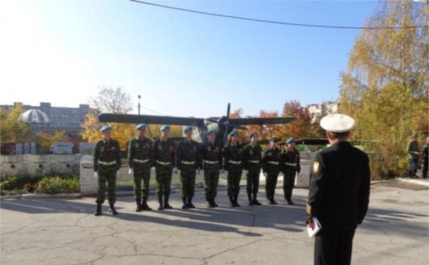 Более сотни юных туляков приняли участие в областной «Зарнице»