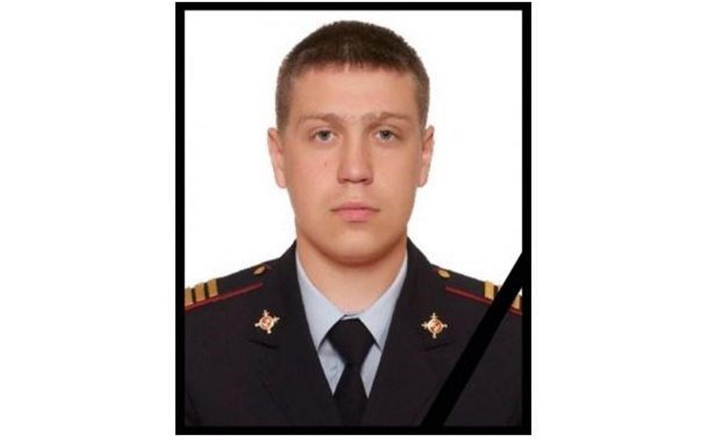 Тульский полицейский погиб в Дагестане
