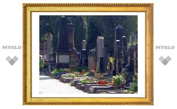 Всехсвятское кладбище отреставрируют