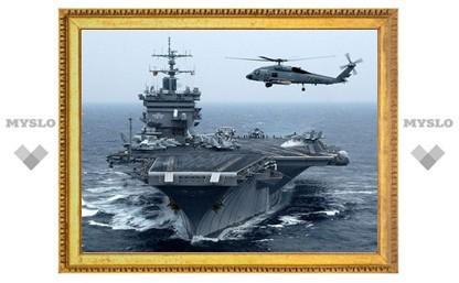 Два боевых корабля ВМС США прошли Ормузский пролив