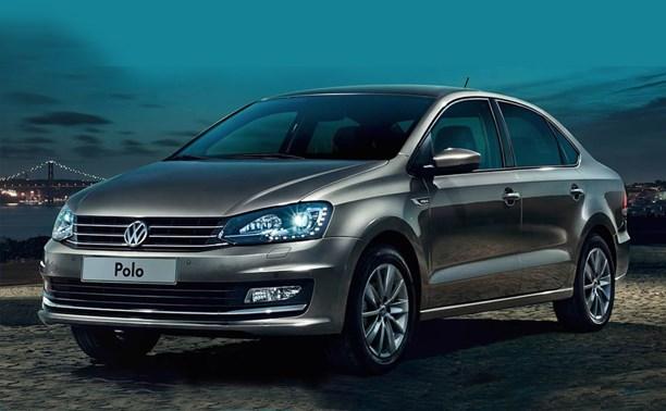 Тулякам представили обновленный Volkswagen Polo