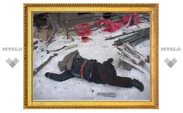 В Алексине под Тулой разбился строитель из Белоруссии