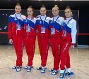 Тульская область вошла в десятку лучших на чемпионате России по художественной гимнастике