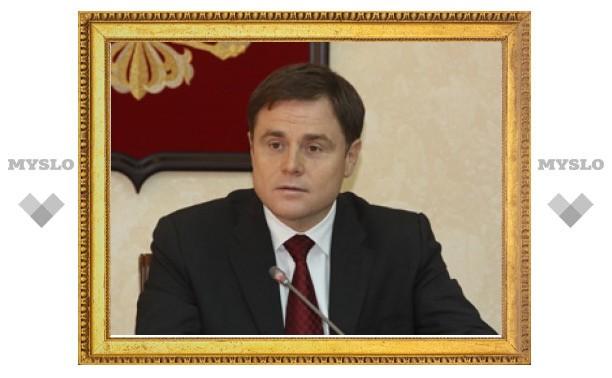 В понедельник 29 августа редакцию «Слободы» посетит Владимир Груздев