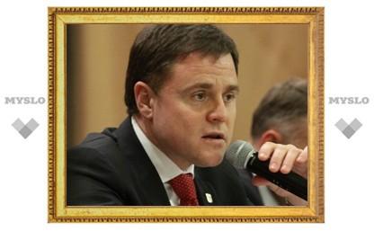 Владимир Груздев помог жителям Новомосковска