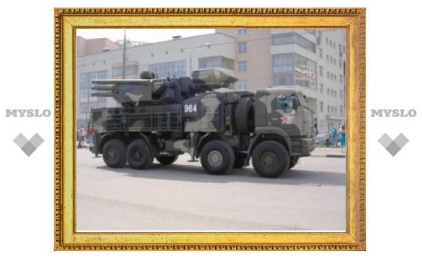Тульское оружие покажут на главном параде страны