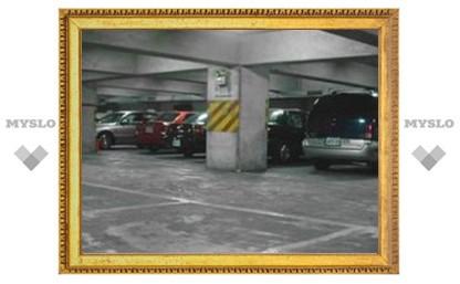 Власти недовольны тульскими парковками