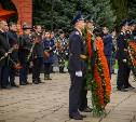 На Всехсвятском кладбище перезахоронили останки солдат, погибших на войне