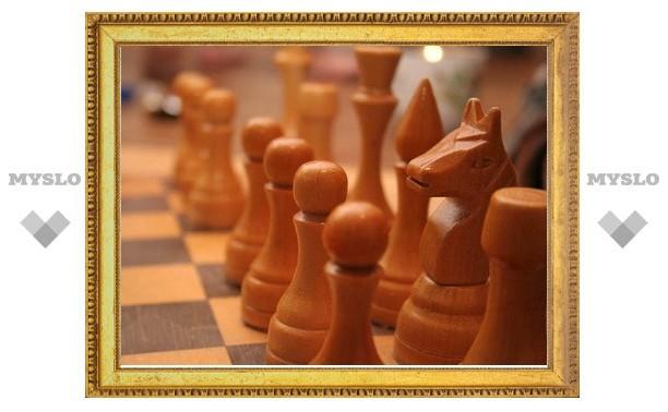 Тульские шахматисты лидируют в чемпионате округа