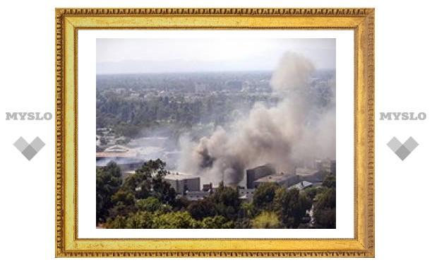 Подсчитывают ущерб от пожара на студии Universal: возможно, пострадал фильм Тимура Бекмамбетова