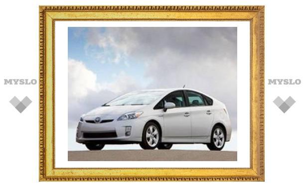 Компания Toyota показала гибрид нового поколения
