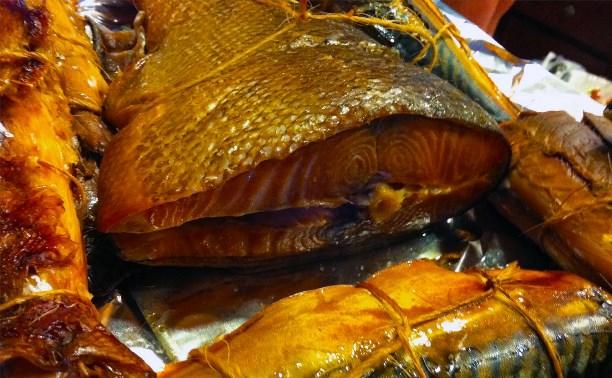 В Ефремовском районе воры украли две коробки копчёной рыбы