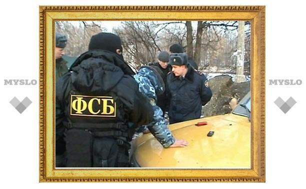 В Тульской области за взятку задержан сотрудник УФСИН