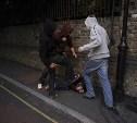 В Туле на улице Кутузова грабители напали на мужчину