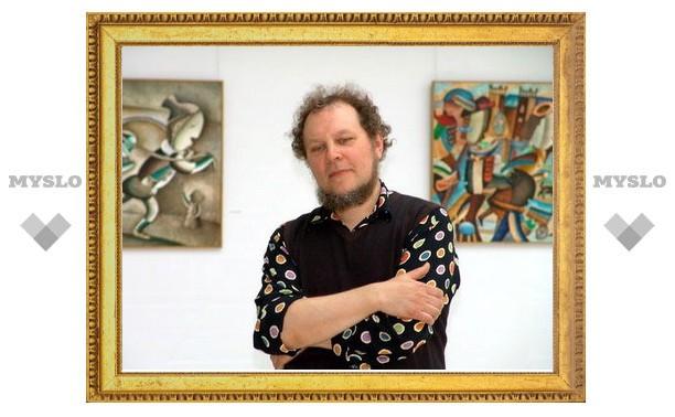 В Туле откроется выставка питерского художника