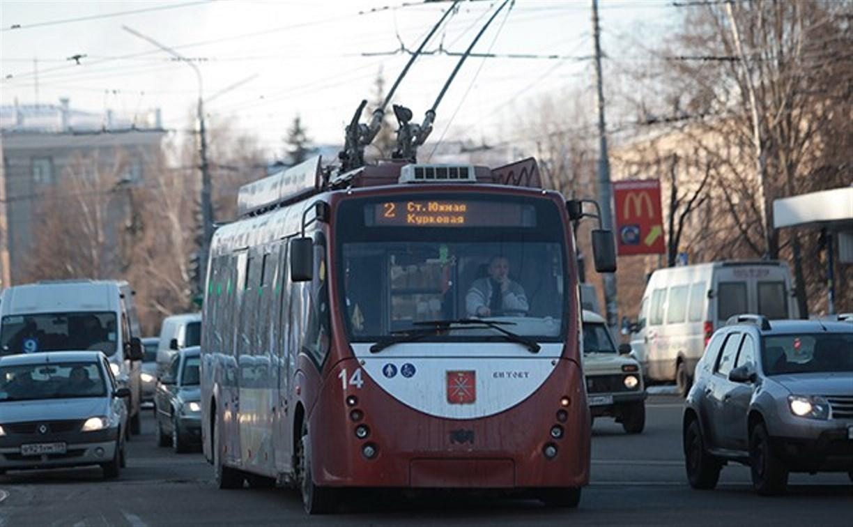 Тульские маршрутки поменяют номера, а троллейбусы пойдут на Косую Гору