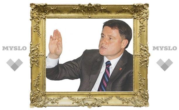 Губернатор Тульской области Владимир Груздев: Без стакана тут не разберешься!