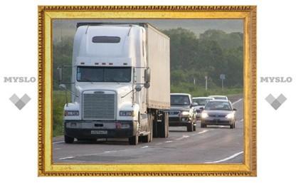 Под Тулой налетчики украли грузовик сливочного масла