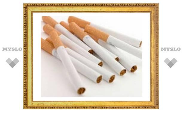 В Домодедово изъяли радиоактивные сигареты