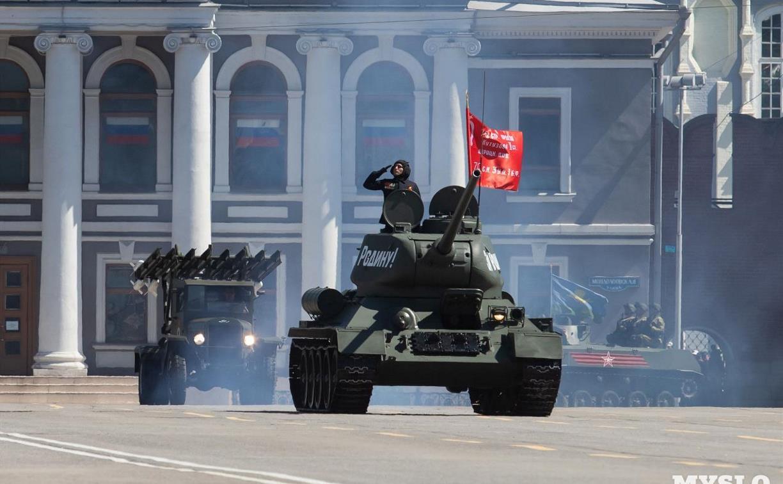 Как Тульская область будет праздновать День Победы