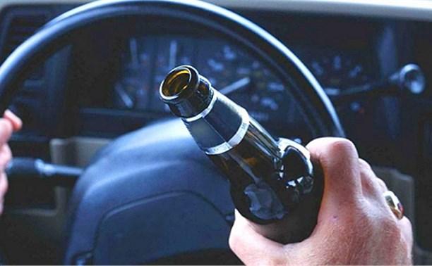 За выходные сотрудники ГИБДД задержали 49 пьяных водителей