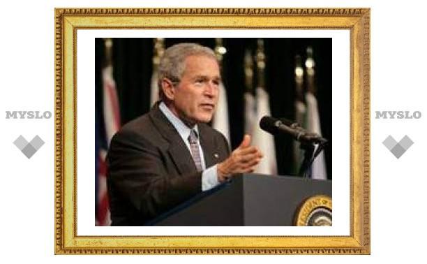 Буш рассказал о своем отношении к Путину: не хочу быть его антагонистом