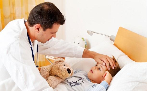 В Туле по-прежнему превышен эпидпорог по ОРВИ и гриппу