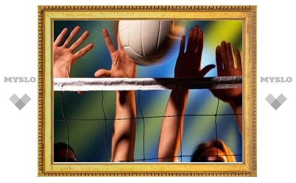 Волейболистки «Новомосковочки» вырвали победу во втором матче тура