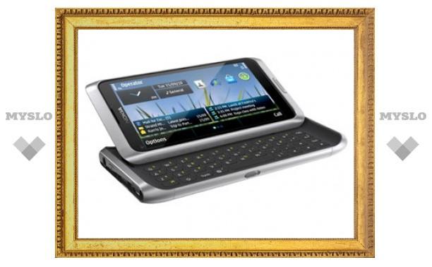 Nokia назвала дату начала продаж и стоимость бизнес-смартфона E7