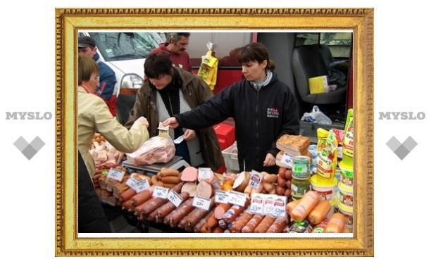 В Туле пройдет ярмарка товаров из Белоруссии
