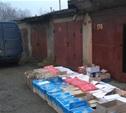 В Пролетарском районе полицейские обнаружили гараж с семью тысячами бутылок алкоголя