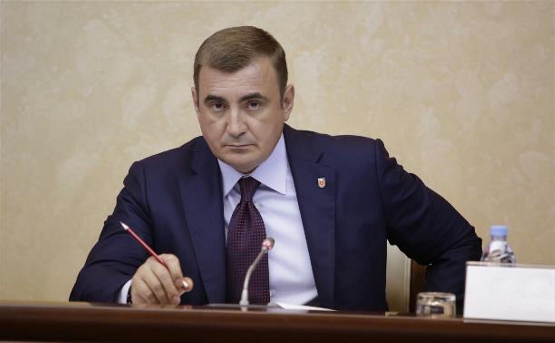 Губернатор Алексей Дюмин: «В ближайшее время послаблений в Тульской области не будет»