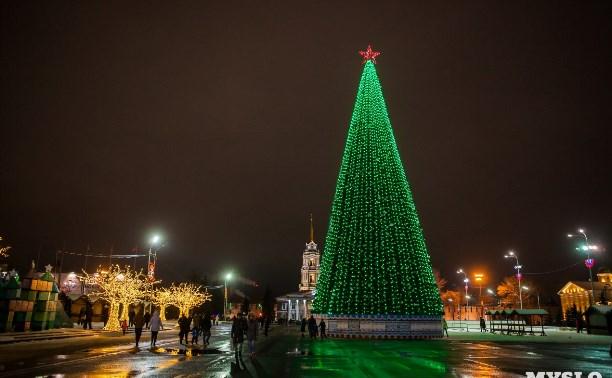 Hi Tech, лаборатория волшебства и зимний кинотеатр: афиша праздничных гуляний 10 декабря