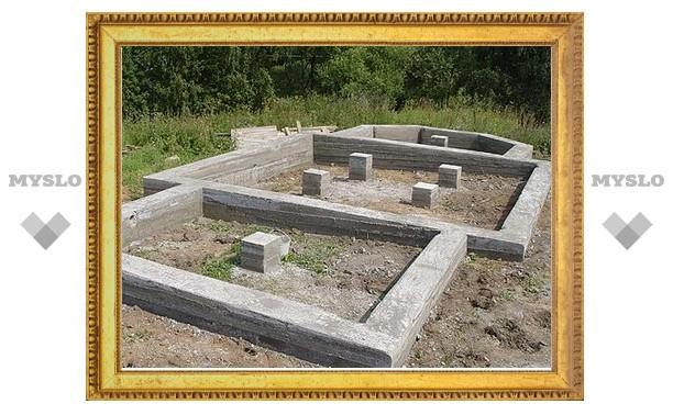 В Туле заложили фундамент университетского храма