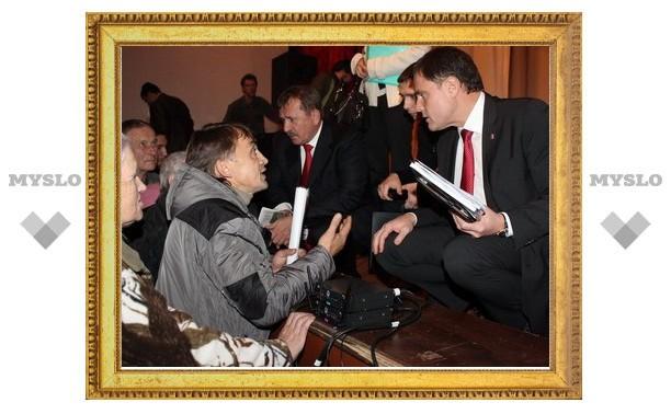Сегодня Владимир Груздев посетит Кимовск