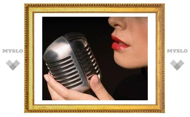 Тулячка победила на конкурсе вокалистов