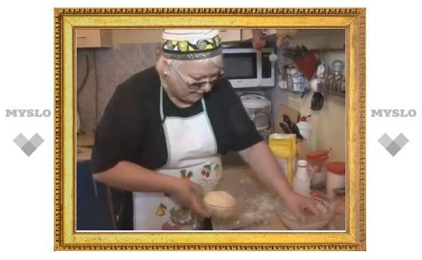 Кухня для чайников 5 - готовим пироги!