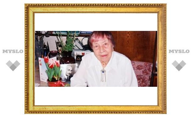 Тульская писательница празднует юбилей
