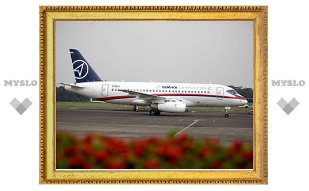 СК РФ возбудил дело о крушении Superjet-100 в Индонезии